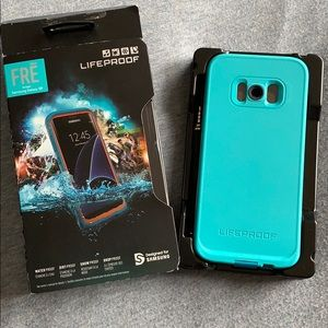 Lifeproof Fre Case for Samsung s8